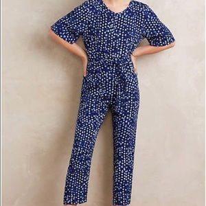 Anthropologie NWOT Two Arrows Farrah Jumpsuit.